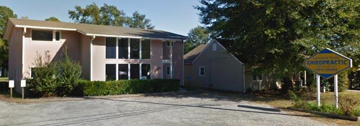 Chiropractic Spartanburg SC Office Building